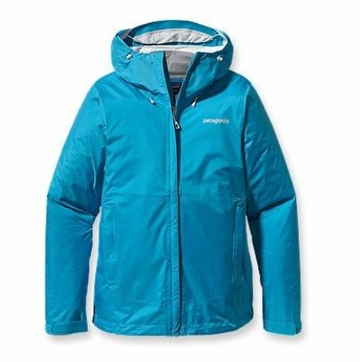 Patagonia Womens Torrentshell Jacket Curacao (Autumn 2013)