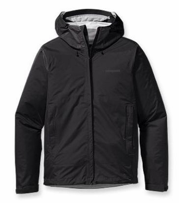 Patagonia Mens Torrentshell Jacket Black (Autumn 2013)