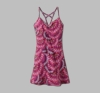 Prana Womens Sonja Dress 'Short' Length Berry Flora (Spring 2013)