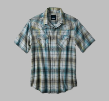 Prana Mens Hartman Light Blue (Spring 2013)