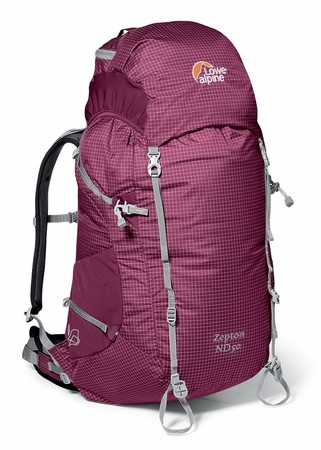 Lowe Alpine Womens Zepton ND 50 Purple Potion