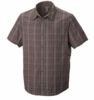 Mountain Hardwear Mens Fallon S/S Shirt Stone Green (Spring 2013)