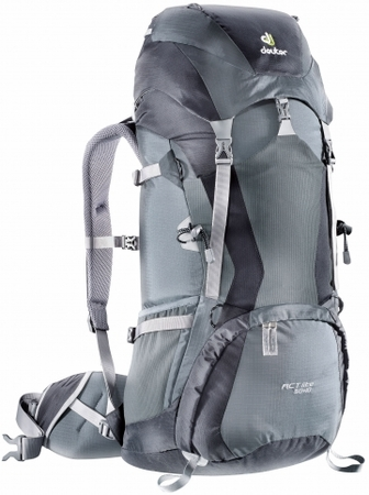 Deuter ACT Lite 50+10 Granite/ Black (2013)