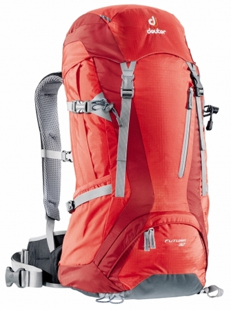 Deuter Futura 32 Fire/ Cranberry (2013)