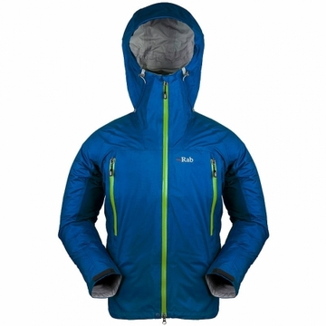 Rab Mens Latok Alpine Jacket Blazon