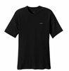 Patagonia Mens Capilene 2 Lightweight T-Shirt Black (Close Out)