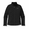 Patagonia Womens Adze Jacket Black (Autumn 2013)