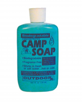 Camp Soap 4oz