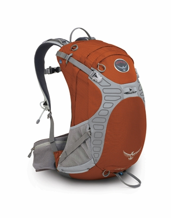 Osprey Stratos 24 Magma Orange (Past Season)