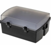 Witz Utility Locker II Black/ Clear Lid