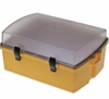 Witz Utility Locker II Yellow/ Clear Lid