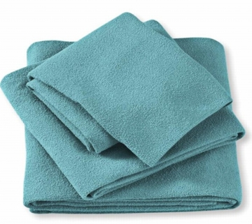 Aquis Adventure Seafoam Green Towel