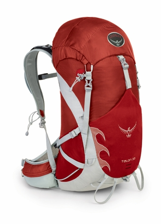Osprey Talon 33 Cayenne Red  (Close Out)