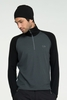 Icebreaker Mens BF260 Tech Top Charcoal/Black (Autumn 2012)