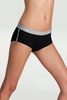 Icebreaker Womens Sprite Hot Pants Black  (Autumn 2012)