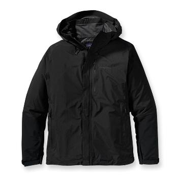 Patagonia Mens Piolet Jacket Black (Autumn 2013)