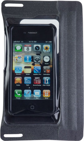 Seal Line iPhone Case Black (No Jack)