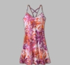 Prana Womens Sonja Dress 'Short' Length Orchid Burst (Past Season)