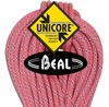 Beal Ice Line 8.1MM X 70M Salmon Unicore