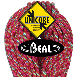 Beal Cobra II 8.6mmX50m Red Unicore GD