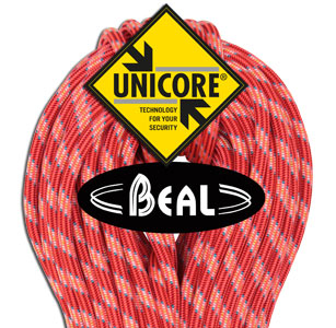 Beal Ice Line 8.1MMX50M Orange Unicore GD
