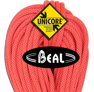 Beal Joker 9.1mmX60m Orange Unicore GD