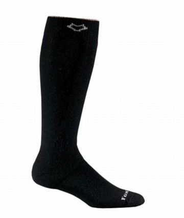 Fox River Alpine Boyne Merino Ski Sock Black
