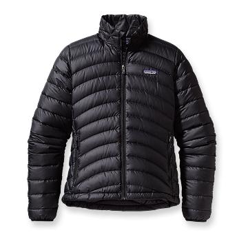 Patagonia Womens Down Sweater Black (Autumn 2013)