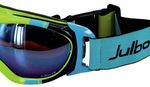 Julbo Superstar Green Orange / Blue Flash / Double Spherical / Cat. 3
