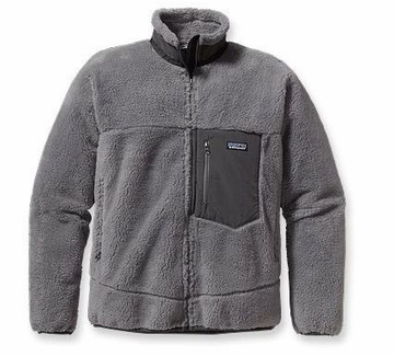 Patagonia Mens Classic Retro-X Jacket Nickel (Autumn 2013)