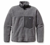 Patagonia Mens Classic Retro-X Jacket Nickel