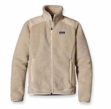 Patagonia Womens Retro-X Jacket Natural (Autumn 2013)