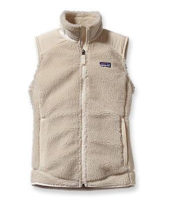 Patagonia Womens Retro-X Vest Natural (Autumn 2013)