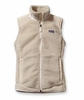 Patagonia Womens Retro-X Vest Natural
