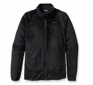 Patagonia Mens R2 Jacket Black (Spring 2014)