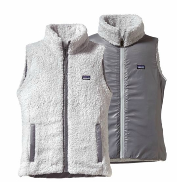 Patagonia Womens Los Lobos Vest Tailored Grey (Autumn 2013)