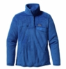 Patagonia Womens Re-Tool Snap-T Pullover Oasis Blue: Oasis Blue X-Dye (Autumn 2013)