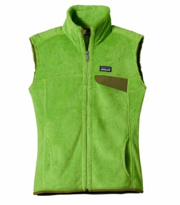 Patagonia Womens Re-Tool Vest Lotus Green: Aloe Green X-Dye (Autumn 2013)