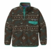 Patagonia Mens Synchilla Snap-T Pullover Eyota: Dark Walnut (Autumn 2013)