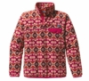 Patagonia Womens Lightweight Synchilla Snap-T Pullover Aberdeen: Jeweled Berry (Autumn 2013)