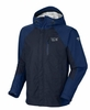 Mountain Hardwear Mens Versteeg Jacket Collegiate Navy / Royal (Autumn 2012)