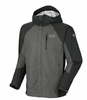 Mountain Hardwear Mens Versteeg Jacket Titanium/ Shark (Autumn 2012)