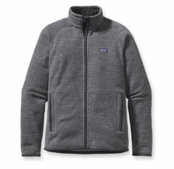Patagonia Mens Better Sweater Jacket Nickel (Autumn 2013)