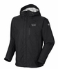 Mountain Hardwear Mens Versteeg Jacket Black/ Black (Autumn 2012)