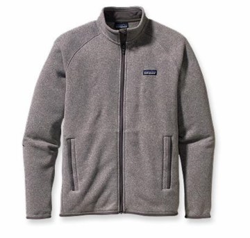 Patagonia Mens Better Sweater Jacket Stonewash (Autumn 2013)
