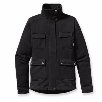 Patagonia Womens Better Jacket Black (Autumn 2013)