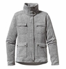 Patagonia Womens Better Jacket Tailored Grey (Autumn 2013)
