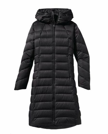 Patagonia Womens Downtown Loft Parka Black (Autumn 2013)