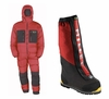 Everest Millet Boots and a MH Down Suit together Special Price