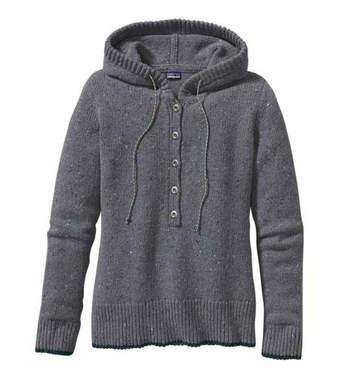 Patagonia Womens Ranchito Hoody Nickel (Autumn 2013)